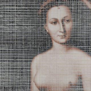 LADY IN HER BATH (1571 F.CLOUET)).