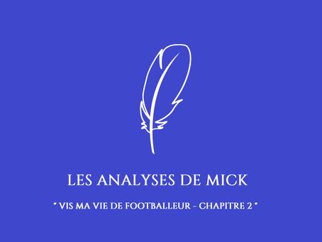 Vis ma vie de footballeur ( d'à peu près Kylian Mbappé)