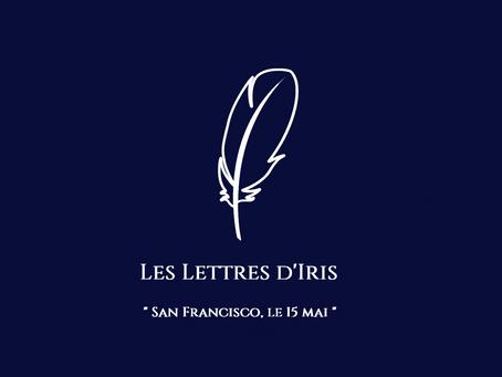 Lettre 2: à San Francisco, le 15 mai 2018