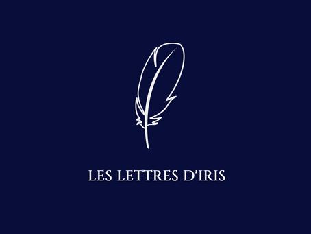 Lettre 1: A Paris, le 28 Avril 2018...