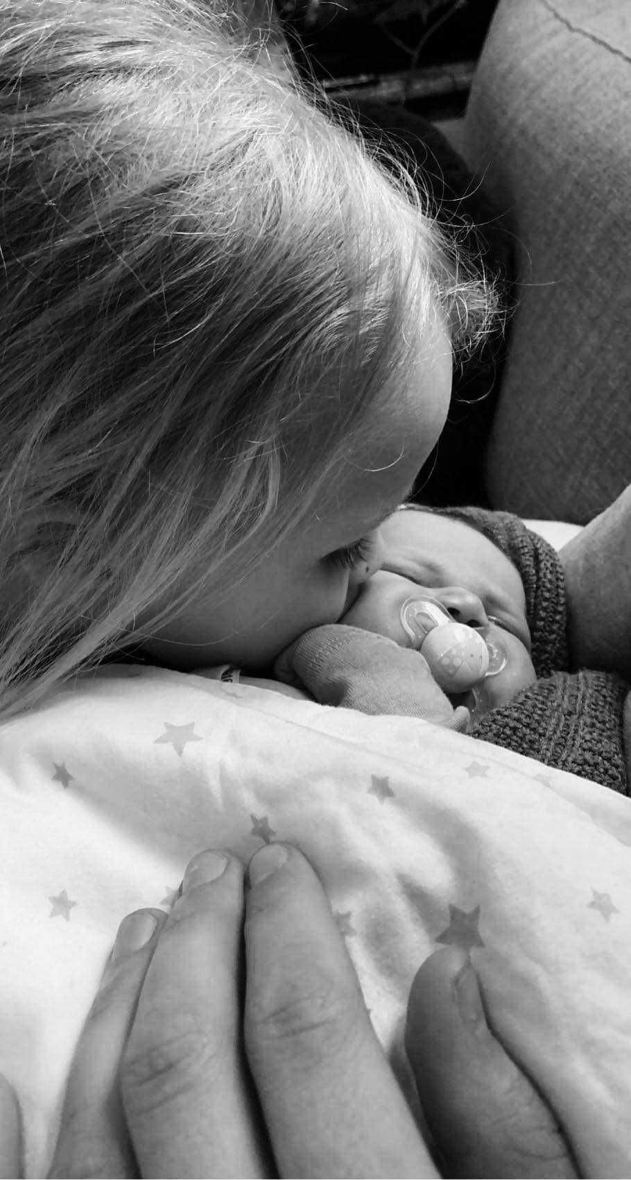 Carolines andre fødsel ble en positiv fødsel
