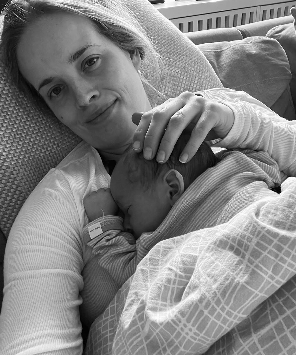 Theas positive andre fødsel på ABC i Oslo