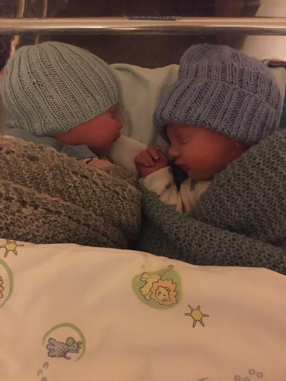 Ingvilds positive tvillingfødsel