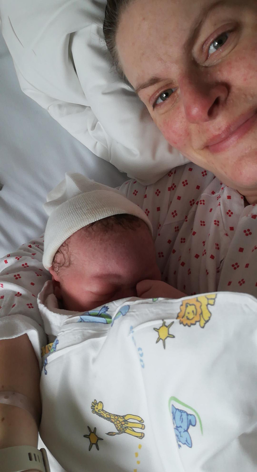 Grethes positive fødselshistorie