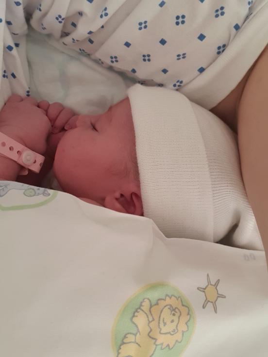 Liselottes positive fødselshistorie