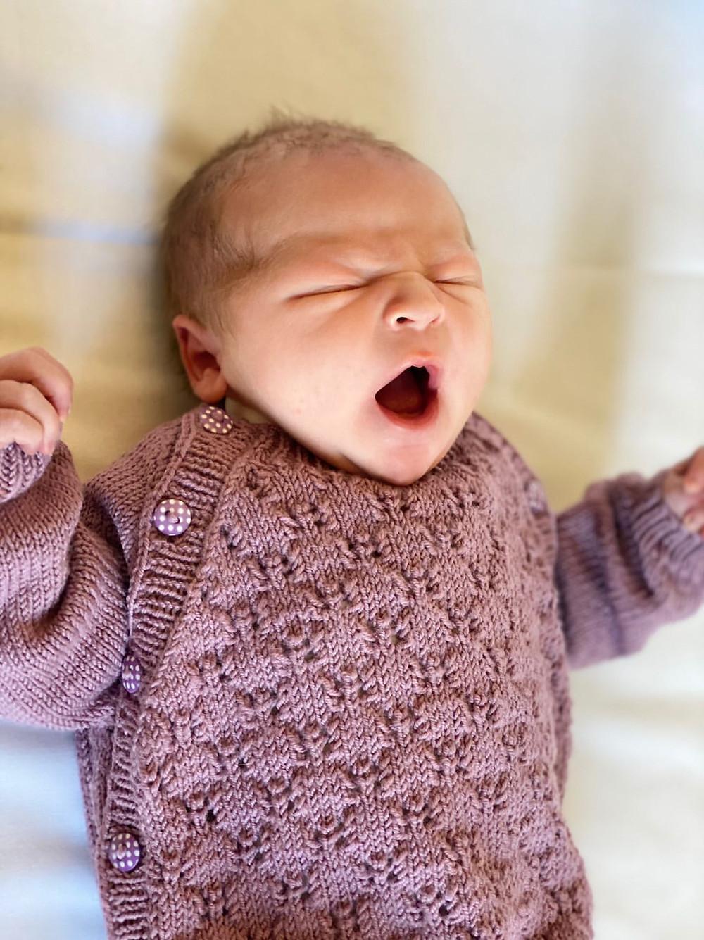 Gros positive fødselshistorie