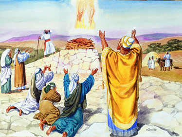 נביא ומקדש