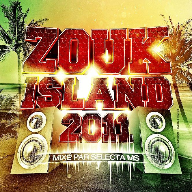 Compilations-Zouk-Island-2011