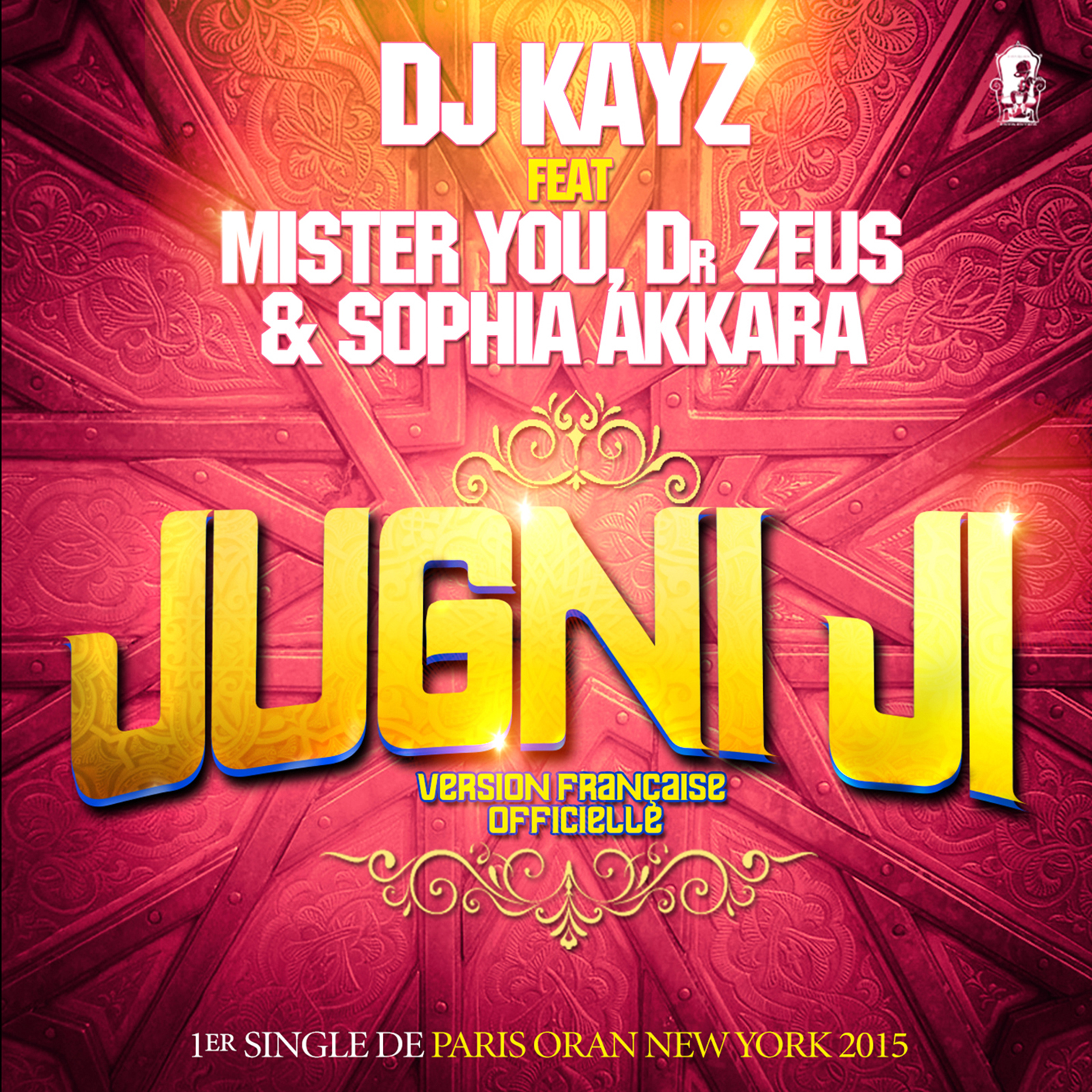 single dj kayz jugni ji promo face
