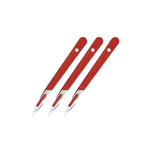 Swann Morton Disposable Trimaway Knives x 3