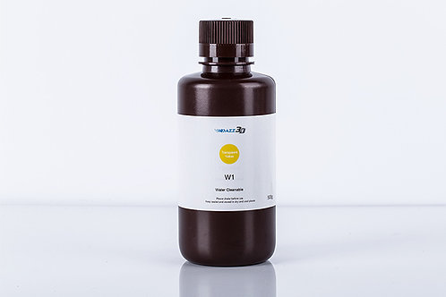 DAZZ 3D - W12 WATER CLEANABLE RESIN