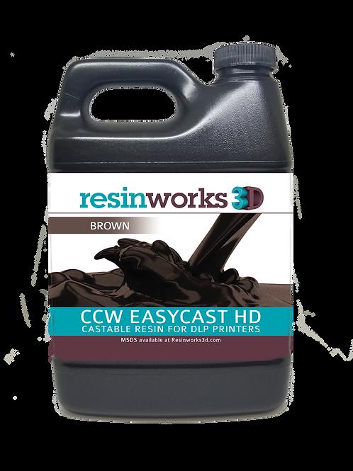 CCW EasyCast HD brown DLP - 1kg bottle