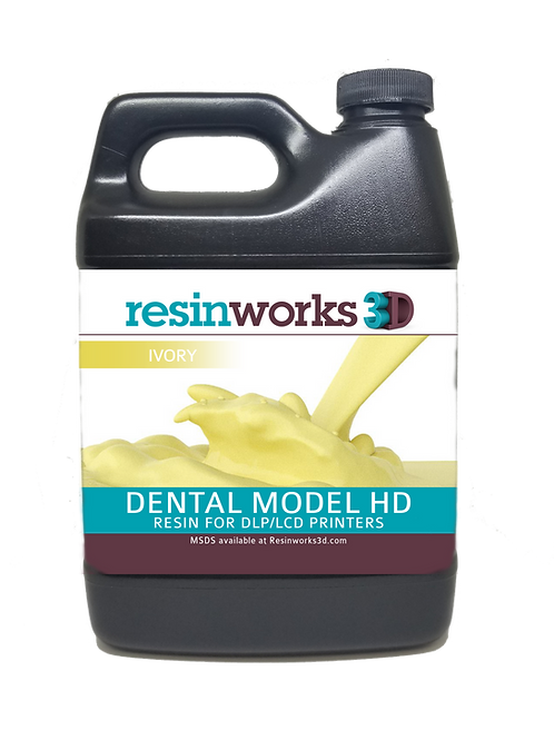 Dental Model ivory - 500g bottle