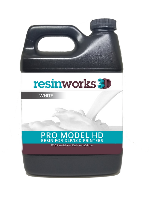 HD Model White- 1kg bottle