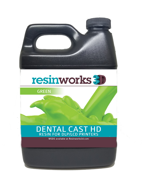 Dental Castable - 1kg bottle