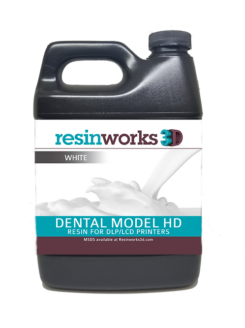 Dental Model white - 1kg bottle