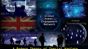Why We Need A Modern Theory of Special Warfare to Thrive in the Human Domain
