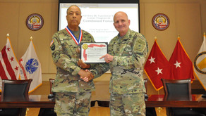 Order of Saint Gabriel Awarded to BG William Walker