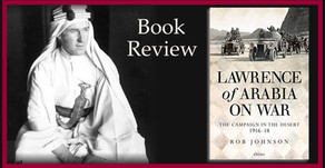 T.E. Lawrence Thinking On War and Professional Development