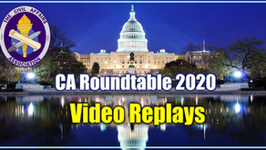 CA Roundtable 2020 Video Replays