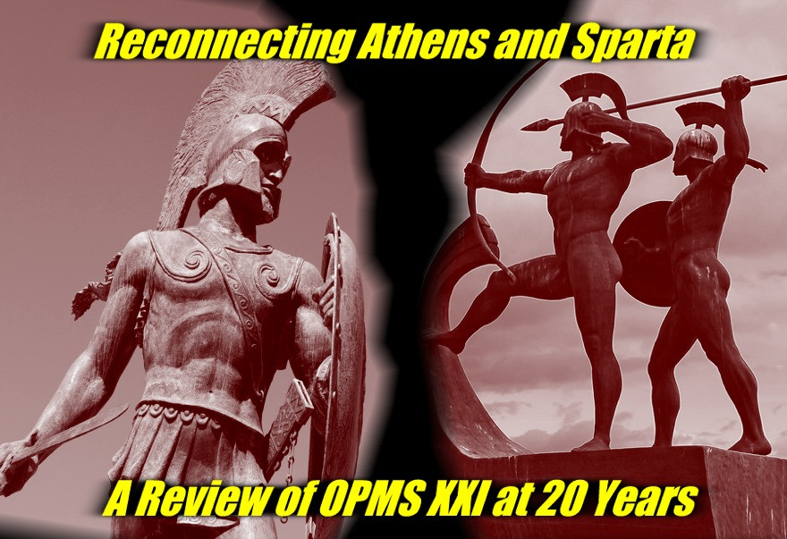 Reconnecting Athens and Sparta Paper