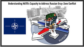 The Rhetoric vs the Reality: Understanding NATO's Capacity to Address Russian Gray-zone Conflict