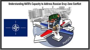 The Rhetoric vs the Reality: Understanding NATO's Capacity to Address Russian Gray-zone Conflict