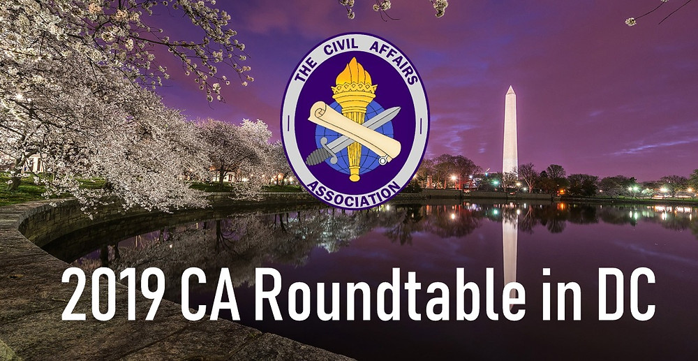 2019 CA Roundtable in DC