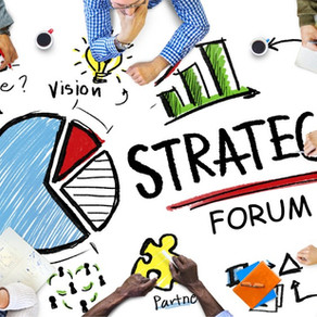 New Strategy Forum with The Learning Forum