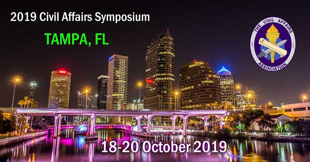 CA Association Tampa Symposium 2019