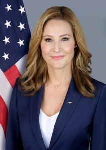 Special Envoy Gabrielle