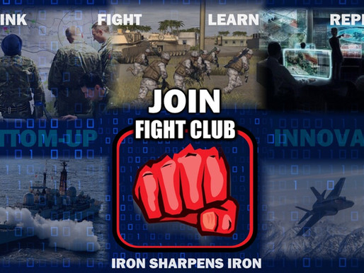 UK Fight Club: Iron Sharpens Iron