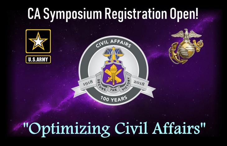 CA Symposium Registration Now Open!