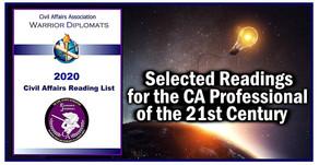 2020 CA Reading List