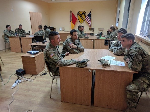 Officers and NCOs discuss the challenges when strong-willed leaders clash in small units.