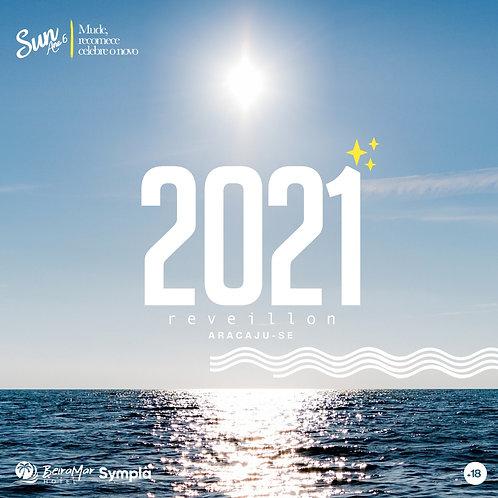 LOUNGE Reveillon Sun 2021 (10 pessoas + R$1200 consumação)