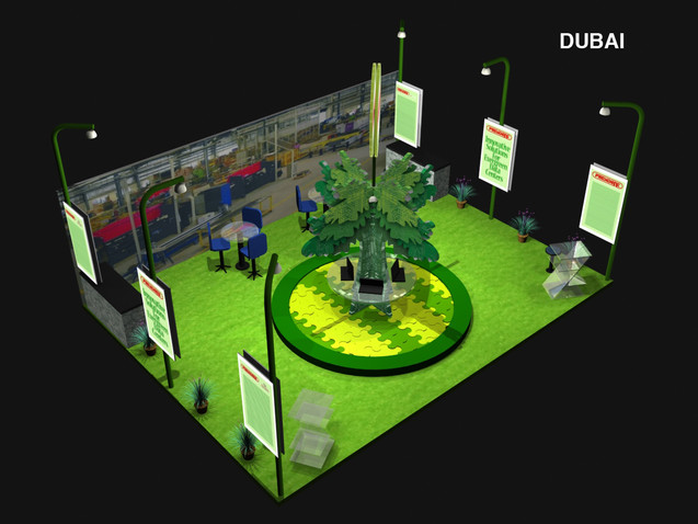 President at Dubai Expo