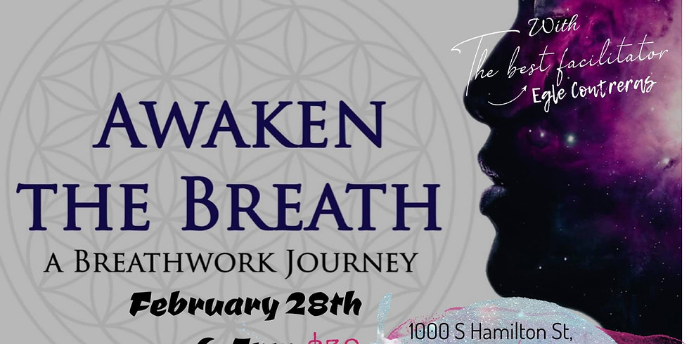 SOLD OUT - YOUR BREATH IS ONE OF YOUR MOST POWERFUL TOOLS AND ALLIES