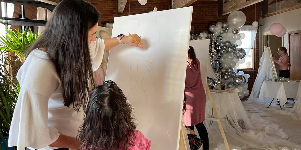 Mother's Day Painting Workshop