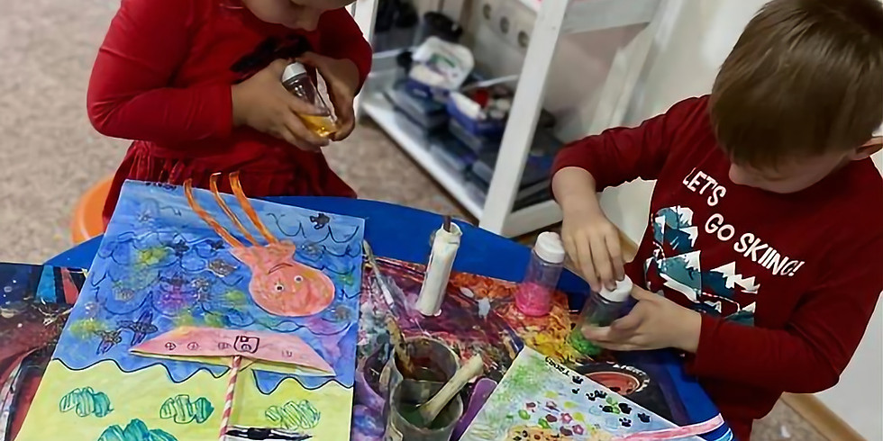 ARTSY KIDS PARENTS MEET UP