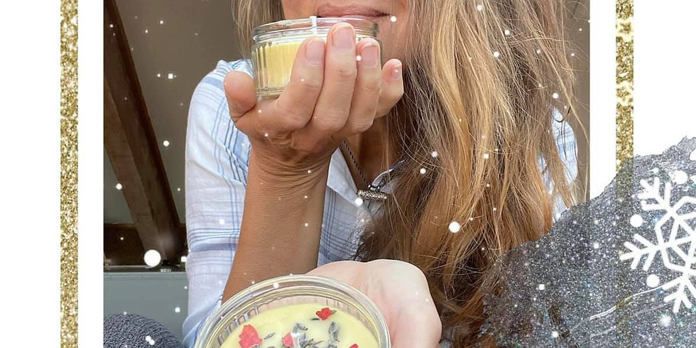 Organic candle making  - SOLD OUT