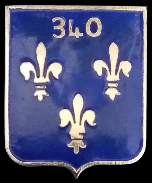 "Insigne 340 Squadron ""Ile de France"""