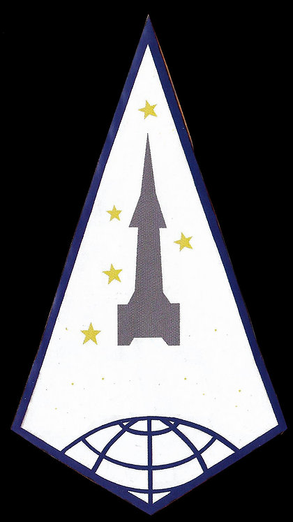 Interkosmos version of the Zvezda patch for Forell suit
