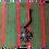 Thumbnail: Ruban Croix de Guerre - type nécessité - AFN