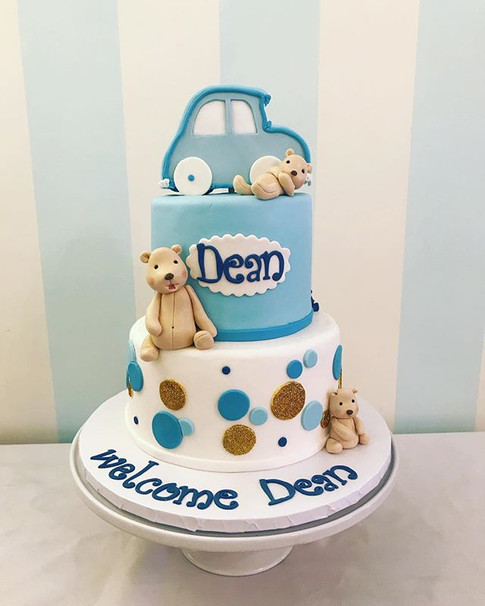 Welcome Dean!