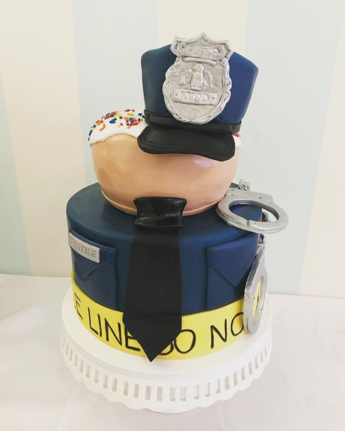 Congratulations to a new officer!