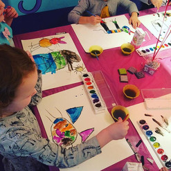 Matisse and Picasso would be so proud!
