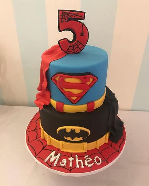 Happy Birthday Mathéo!