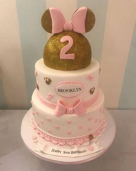 Happy 2nd Birthday Brooklyn!