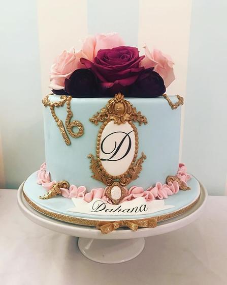 Happy Sweet 16 Dahana!